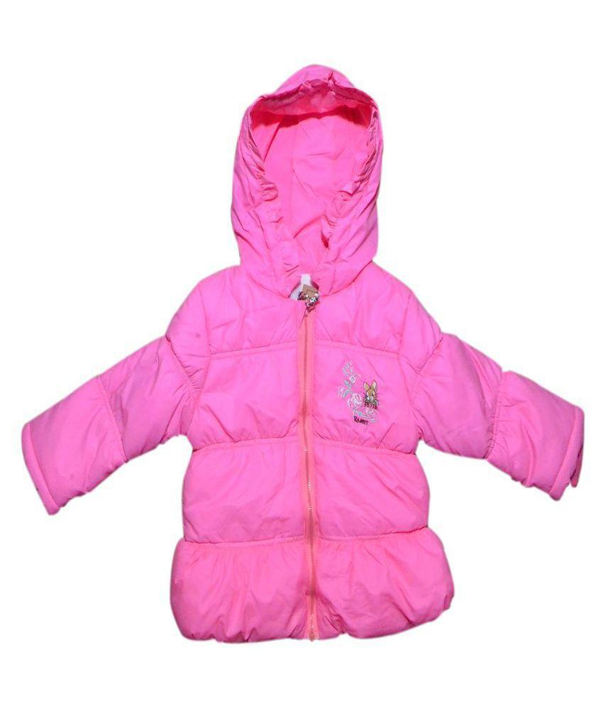 Winter Fuel Pink Jacket