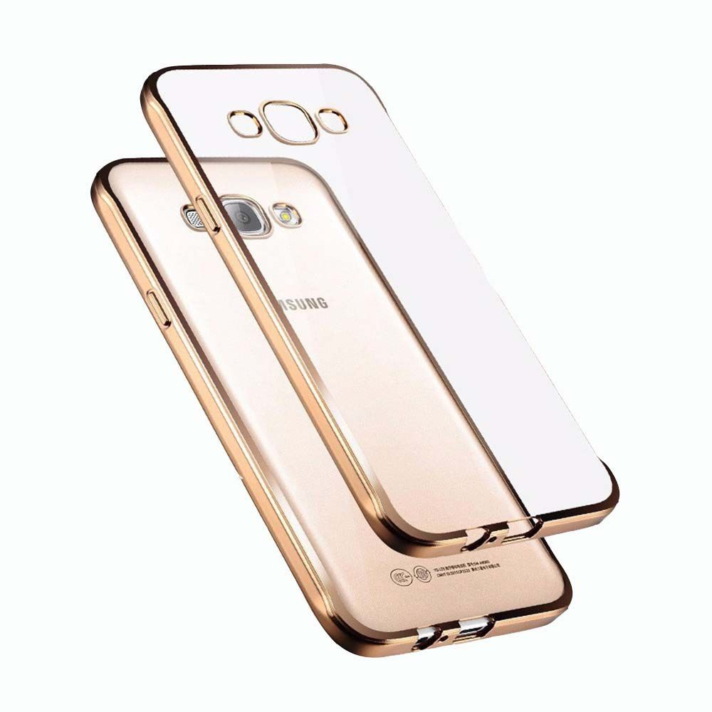 Samsung Galaxy J5 Cover by Anger Beast - Transparent