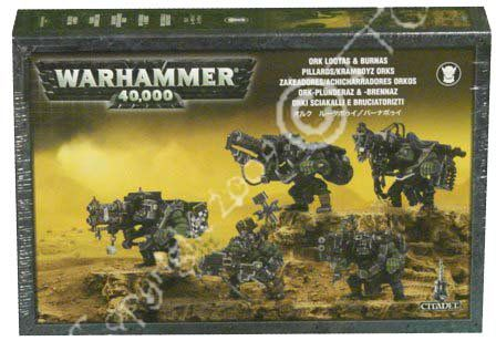 Ork Lootas / Burna Boyz Warhammer 40K - Buy Ork Lootas / Burna Boyz