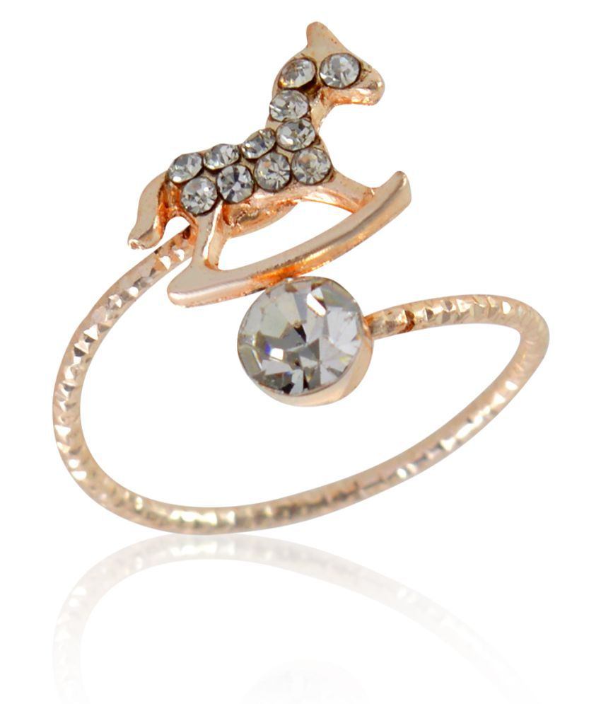 Sarah Golden Ring: Buy Sarah Golden Ring Online in India on Snapdeal