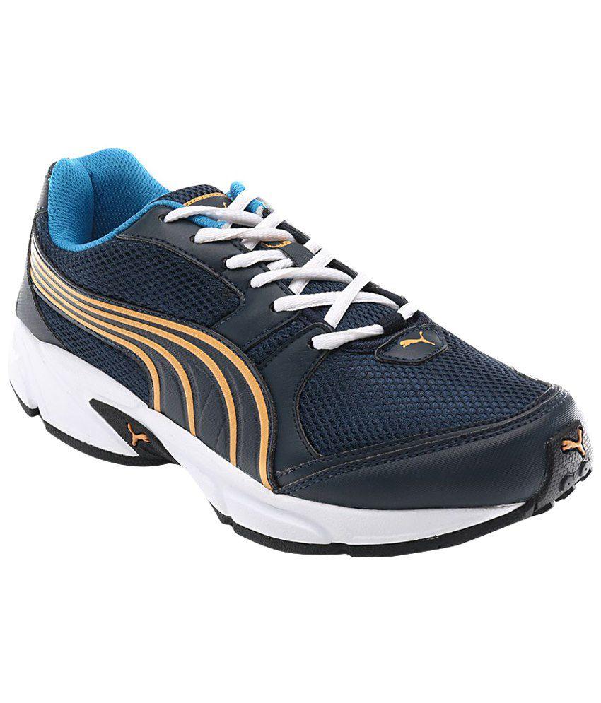 Puma Blue Strike DP Sports Shoes Art