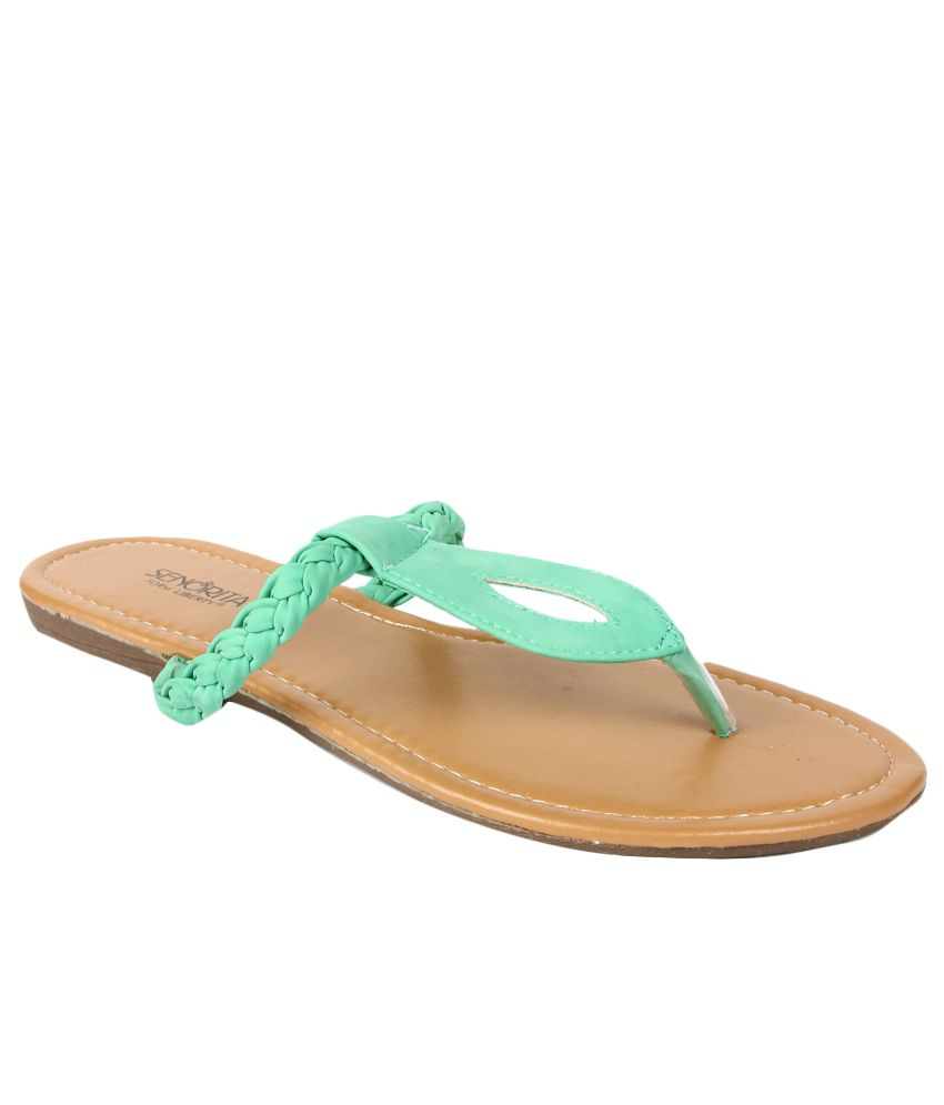 Senorita By Liberty G1-90101 Blue Slippers For Ladies