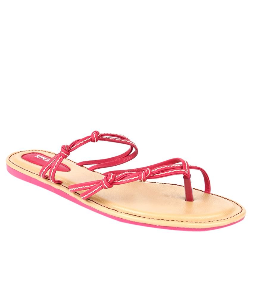 Senorita By Liberty La-911 Pink Slippers