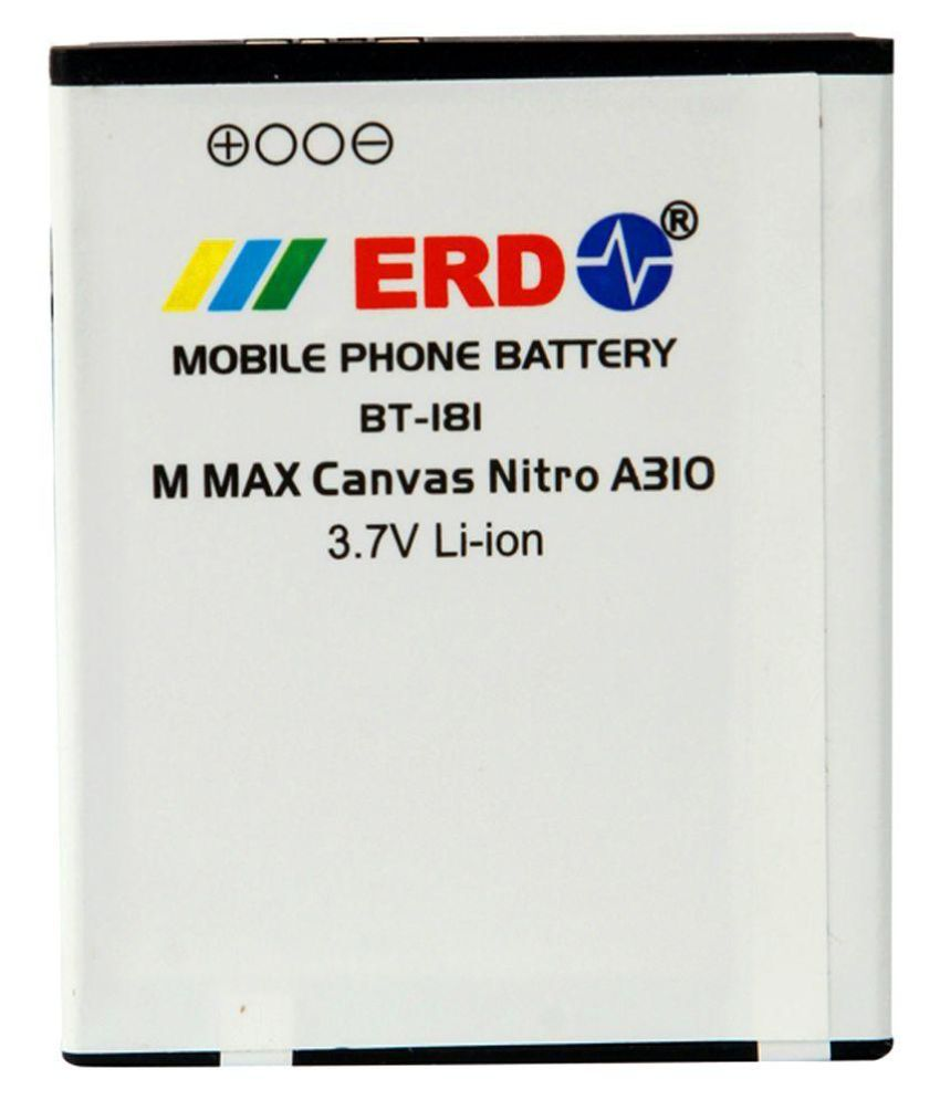 ERD-1650mAh-Battery-(For-Micromax-Canvas-Nitro-A310)