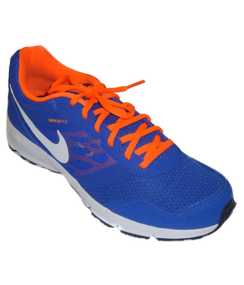 Nike Air Relentless 4MSL Sport Shoes - Blue ...