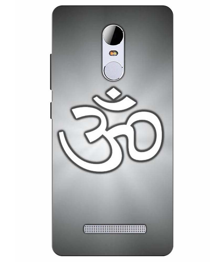 Lenovo K5 Note Printed Cover By Doyen Creations