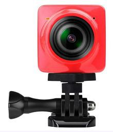 Artek Cube 360 Degree Panoramic Action Sports Camera