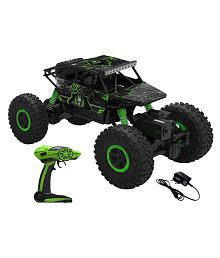Webby 2.4 GHz Remote Controlled Rock Crawler Off Road Monster Truck