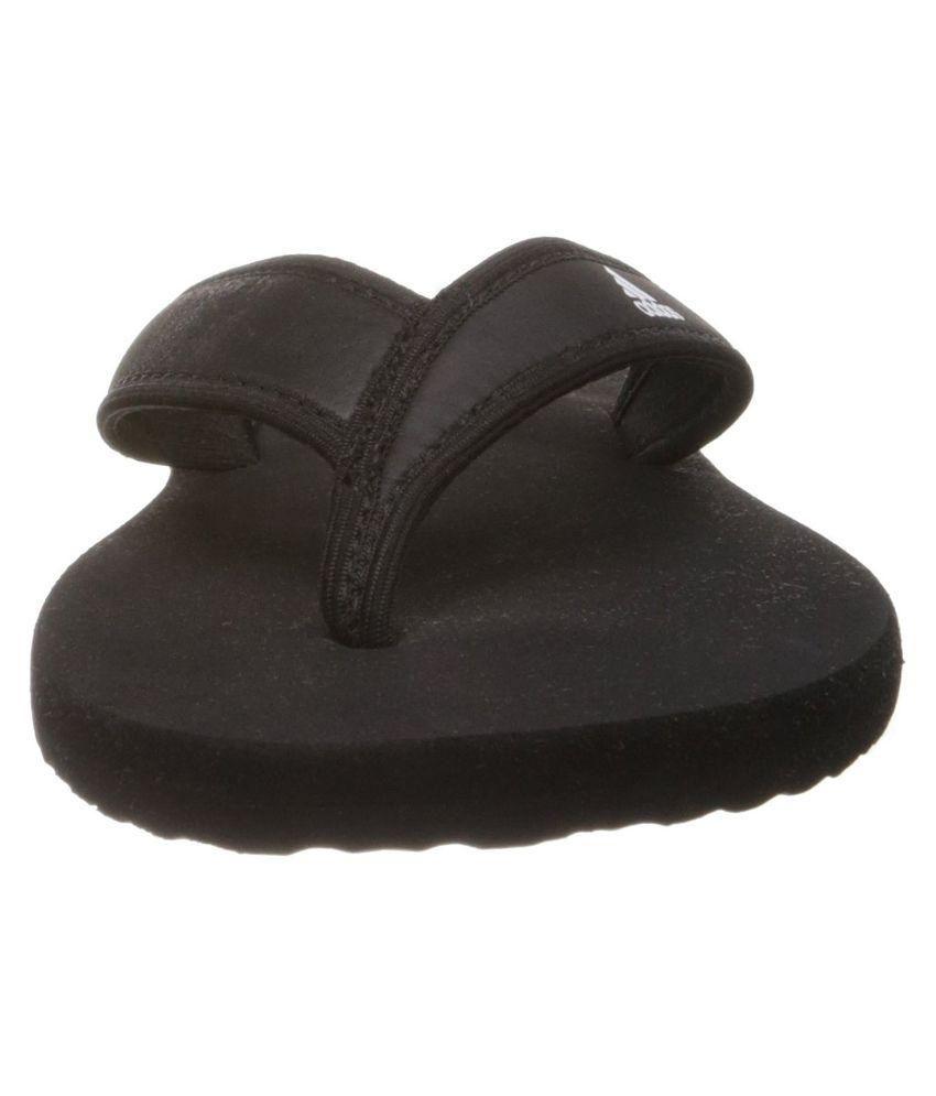 c0ad06612498e Adidas Men Black Adi Rio Flip Flops Price in India- Buy Adidas Men ...