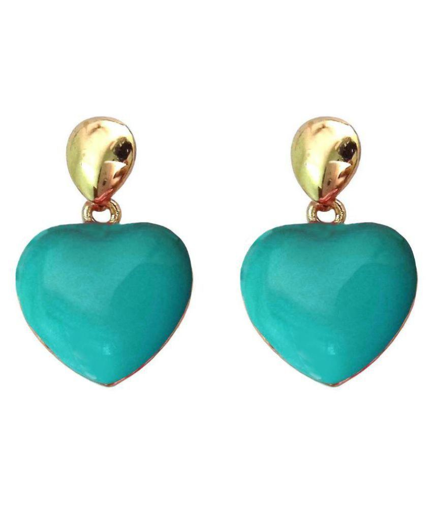 Shreya Collection Turquoise Studs