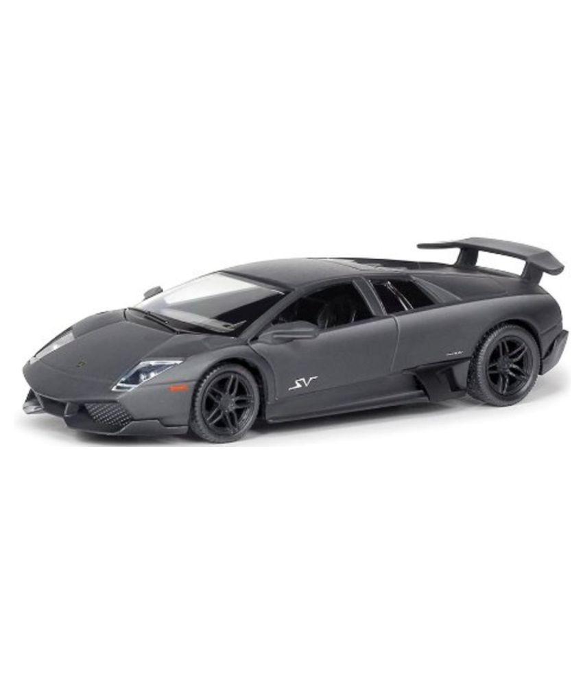 Rmz City Lamborghini Huracan Lp 610 4 Black Matte Buy Rmz City