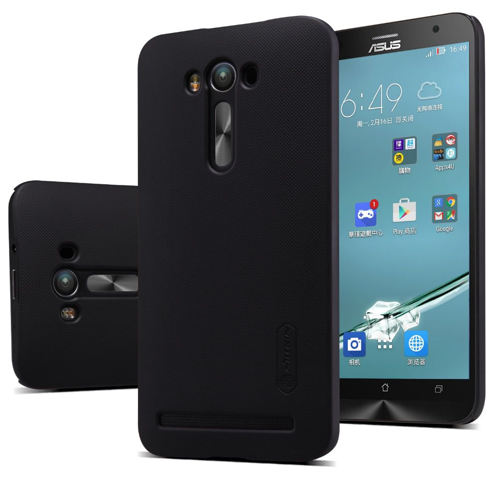 new arrival e81dc 1c365 Asus Zenfone Go Cover by Sys - Black - Plain Back Covers Online at ...