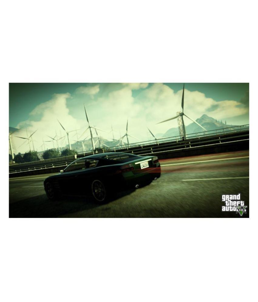 Grand Theft Auto V ( PC Game )