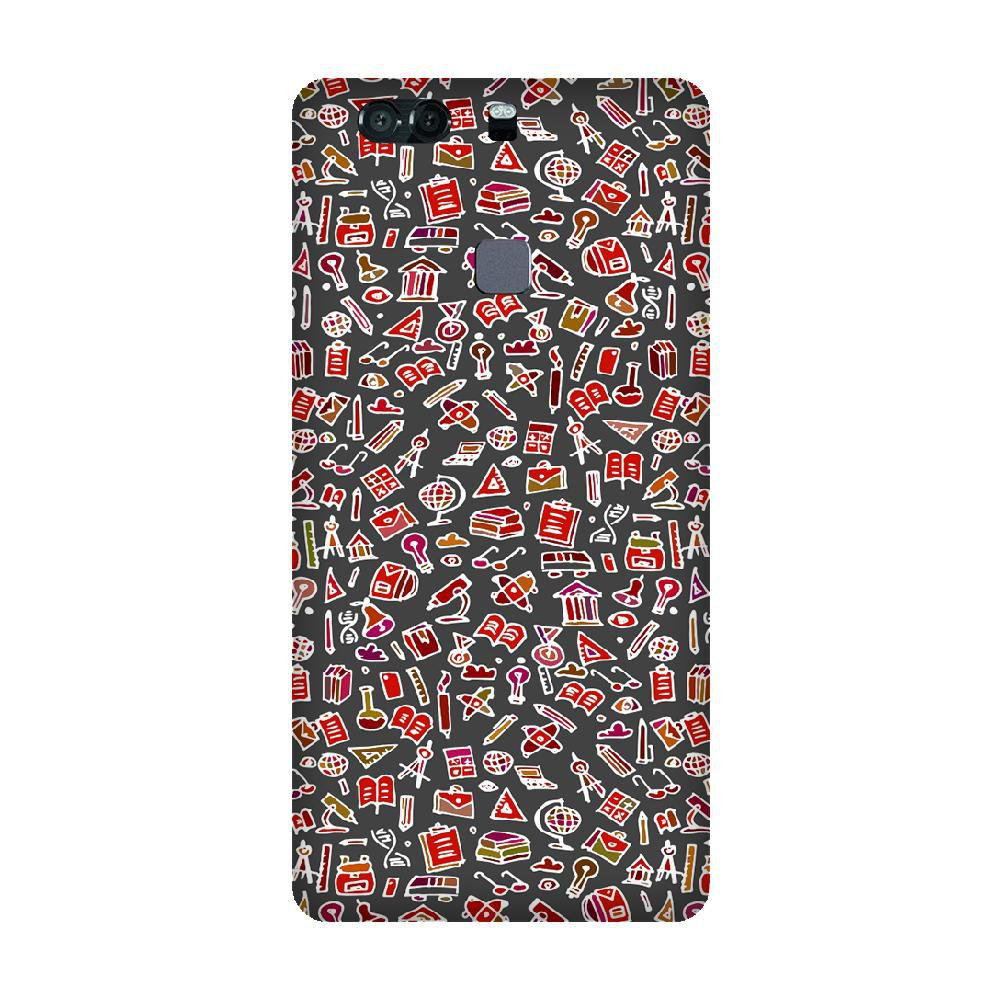 Huawei P9 Plus Printed Cover By Armourshield