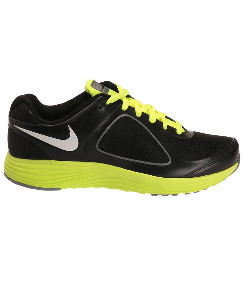 Nike Emerge 3 Black Sports Shoes - Buy Nike Emerge 3 Black Sports ... 3de32ed214