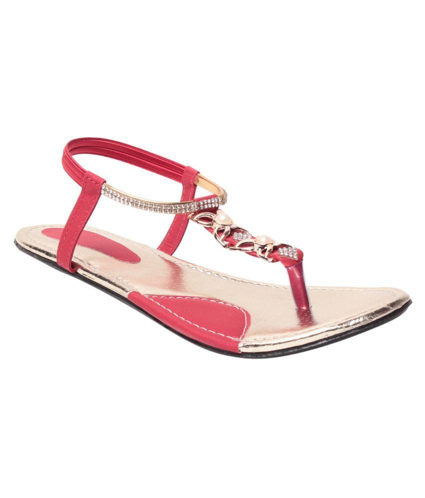 MSC Pink Heels