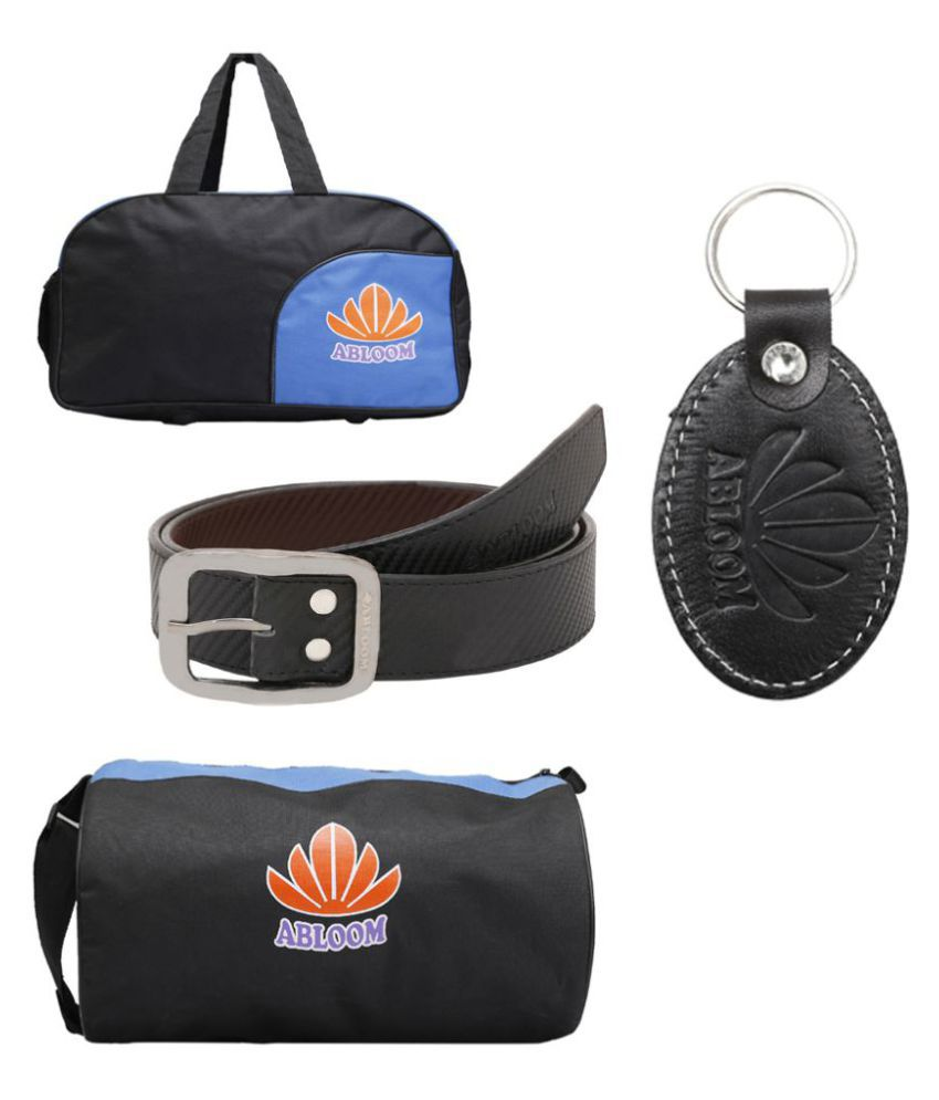 Abloom Black Gym Bag