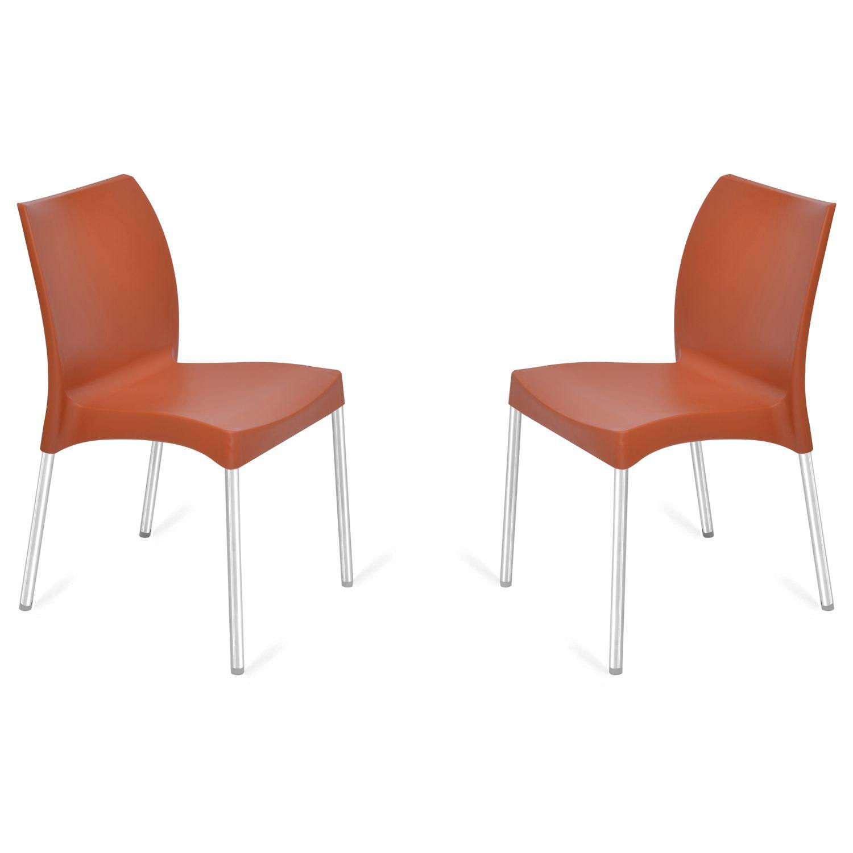 Nilkamal Novella 07 Plastic Chair Set Of 2 Buy Nilkamal Novella 07 Plastic Chair Set Of 2