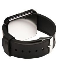 ROOQ Android Smart Watch - Black