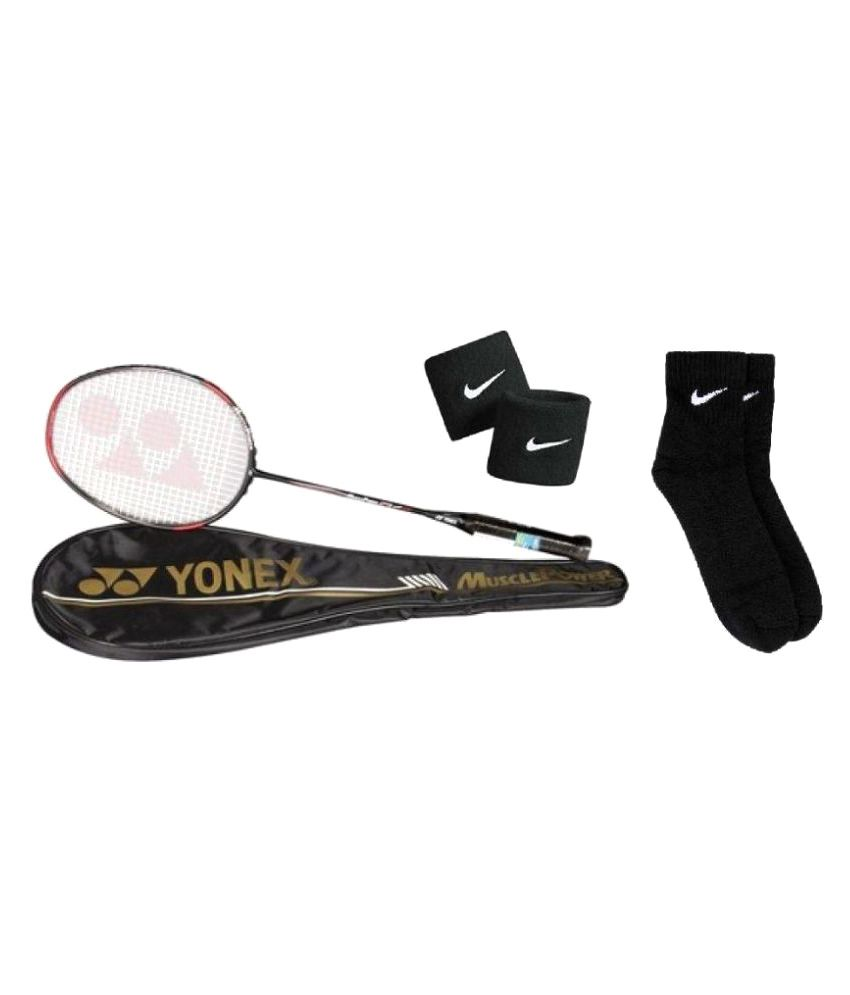 Yonex Muscle Power 29 Badminton Racket in Full Cover with ...