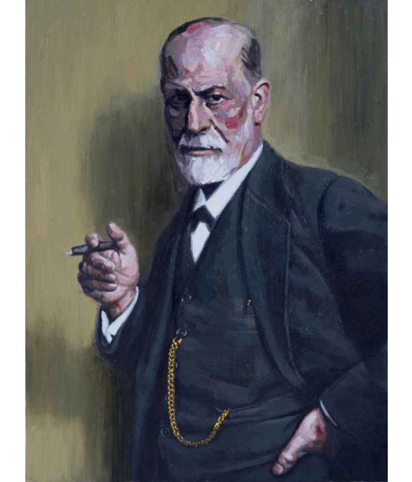 Tallenge Family Tree 1 Sigmund Freud, 2011 Canvas Art Prints Without Frame Single Piece