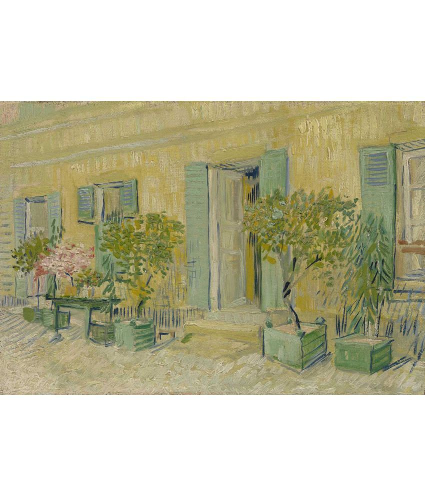 Tallenge Van Gogh Canvas Art Prints Without Frame Single Piece