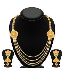 58108fd0c99 Sukkhi Necklaces   Sets  Buy Sukkhi Necklaces   Sets Online at Best ...