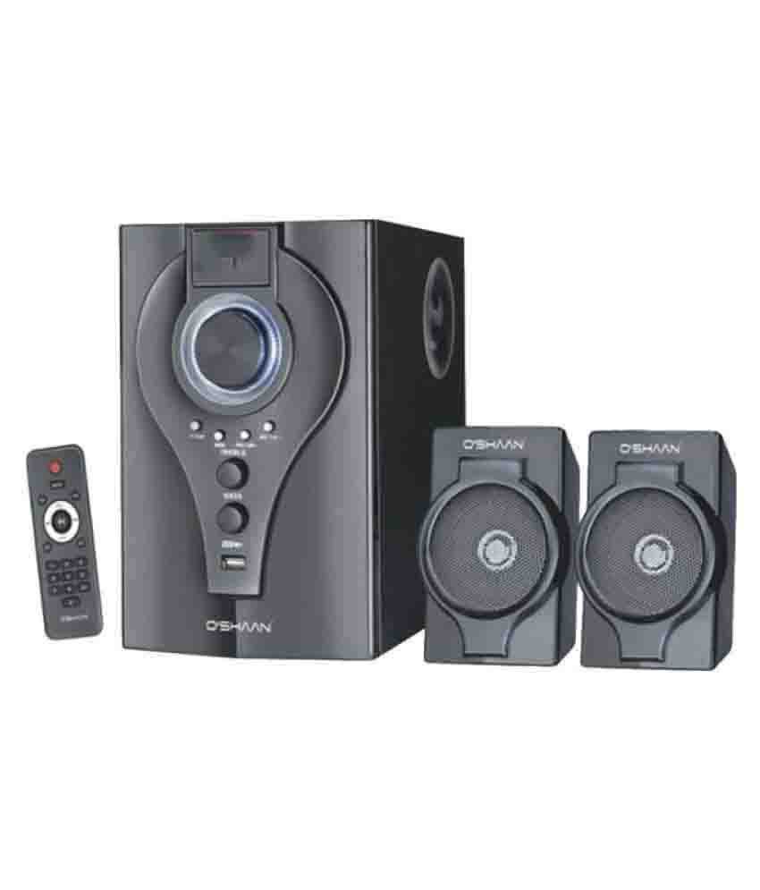 Oshaan CMPM 12 Multimedia Speakers