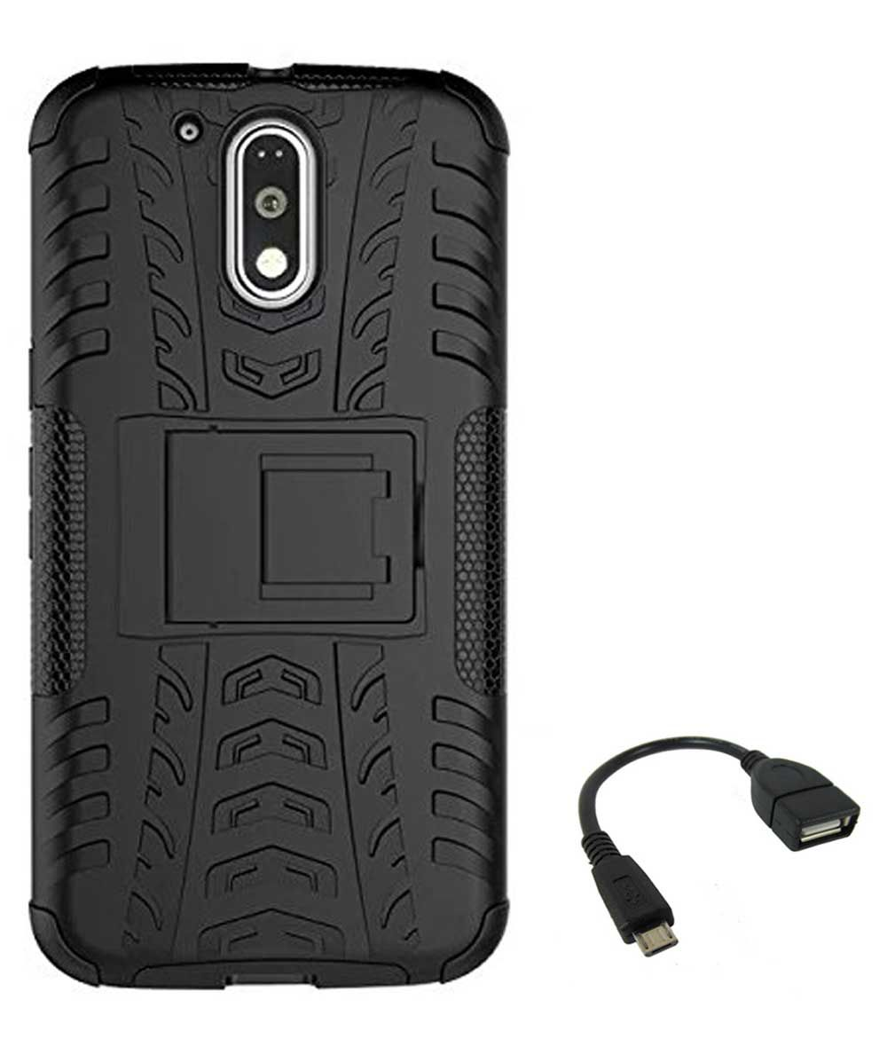 Coolpad Note 3 Case With Stand by Sedoka- Black