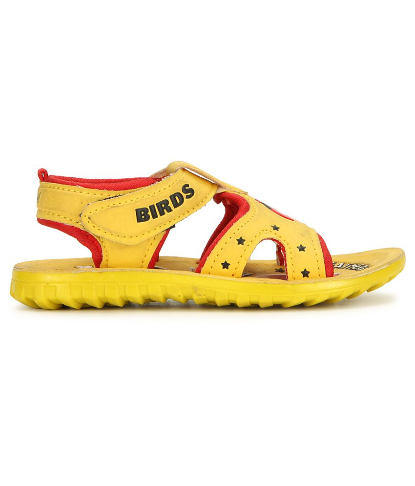Buy yellow sandals