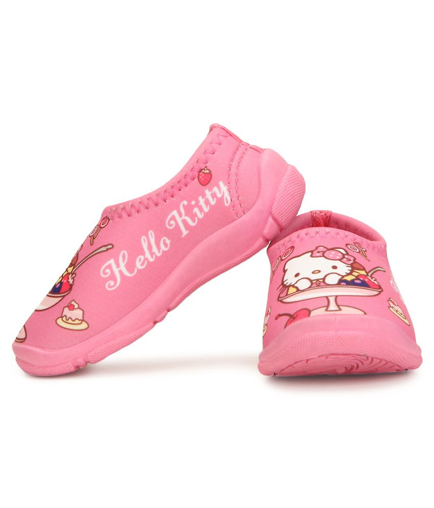 c85720076 Hello Kitty Pink Casual Shoes Price in India- Buy Hello Kitty Pink ...
