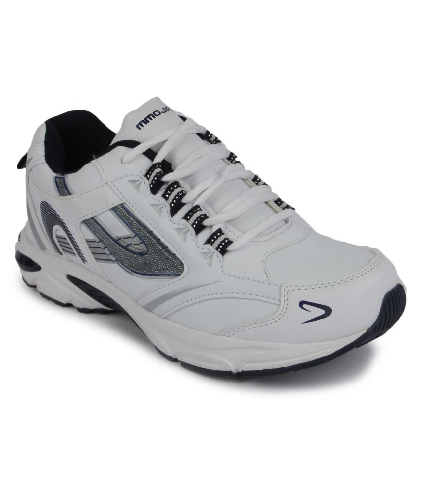 Mmojah UNI-1 Gray Running Shoes