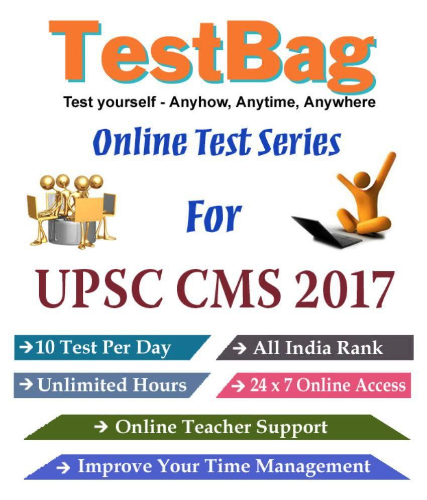 Upsc Combined Medical Services Examination Cms Online