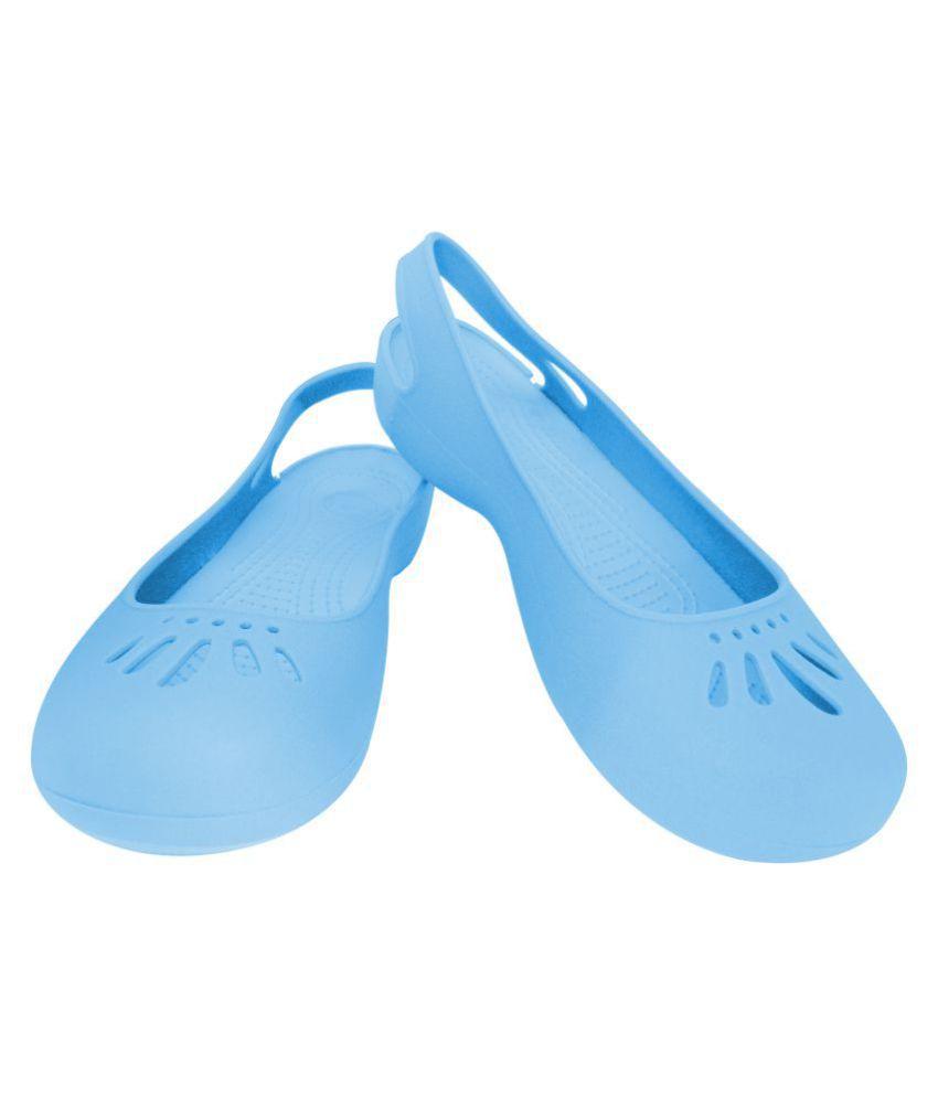 Delberto Blue Flats