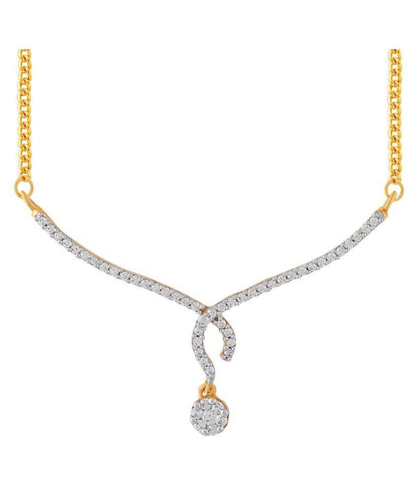 Nirvana 18k BIS Hallmarked Yellow Gold Necklace