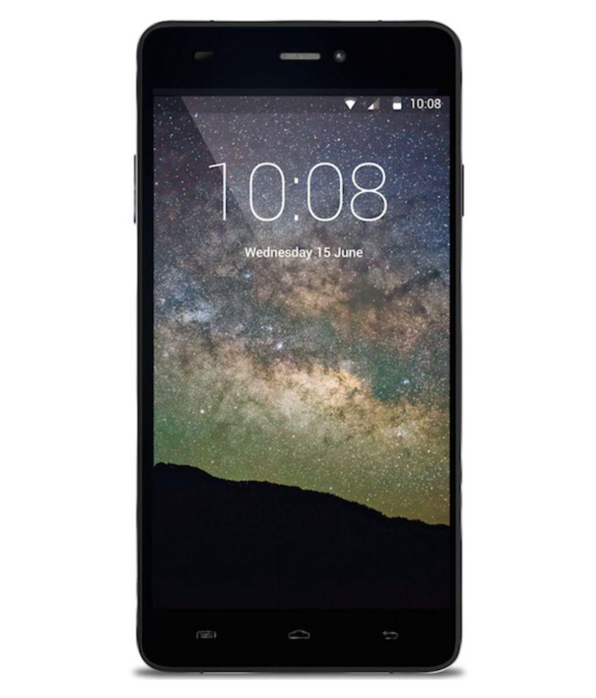 Hyve Storm Android Smartphone ( Mystic Grey , 16GB)