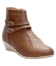 Catbird Brown Ankle Length Chelsea Boots