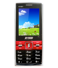 My Phone K 1001 4GB and Below Black