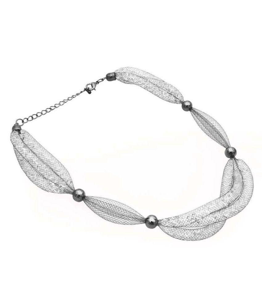 Zohar Silver Necklace