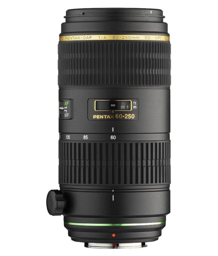 Pentax Telephoto Lens