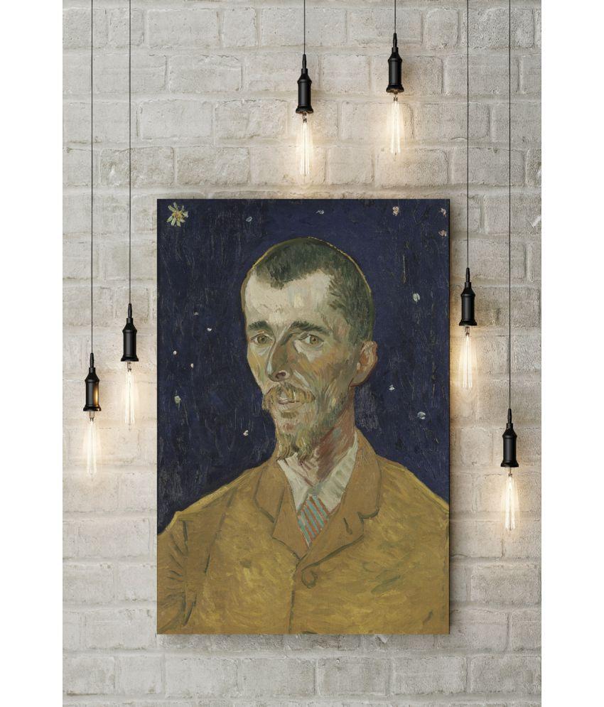 Canvs Eugène Boch Wood Art Prints With Frame Single Piece
