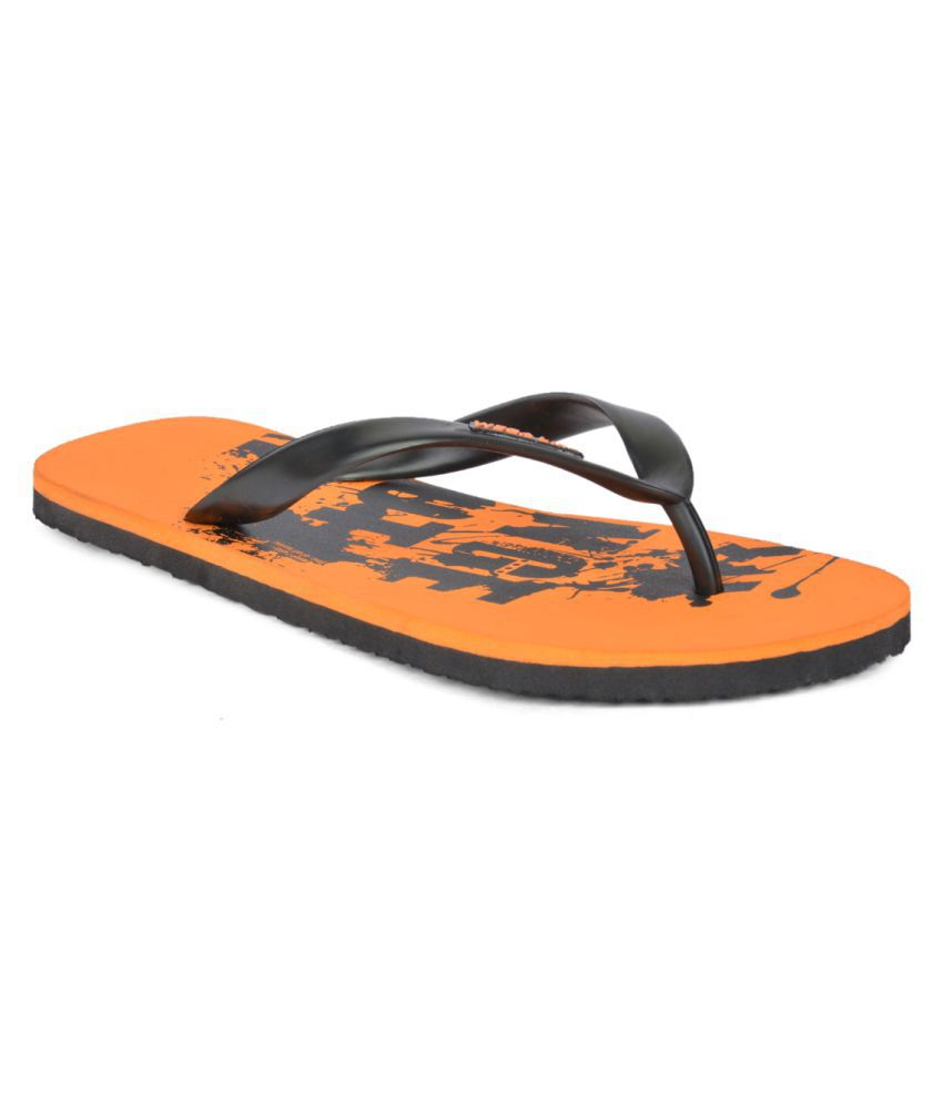 Wega Life Black Slippers
