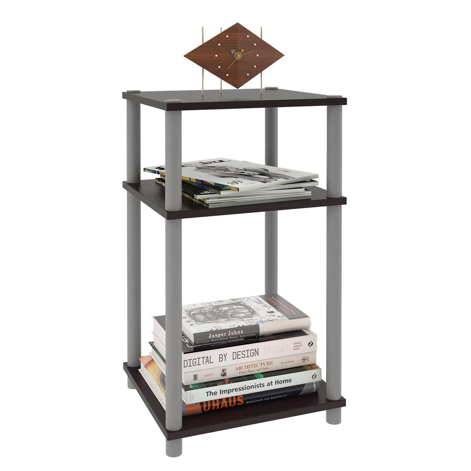 Housefull Aklon Corner Table