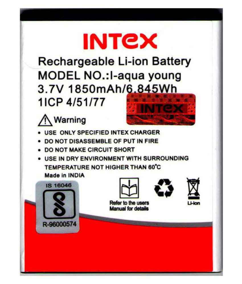 Intex-1850mAh-Battery-(For-Intex-Aqua-Young)