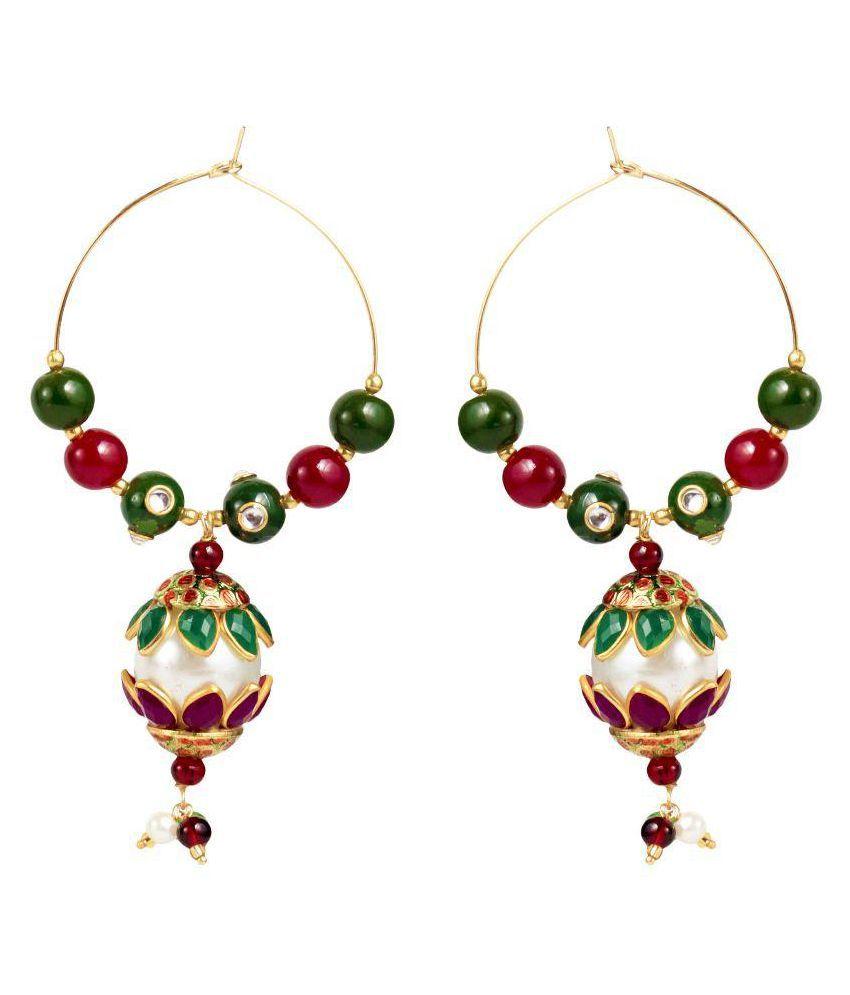 Jewels Gehna Multicolor Earrings
