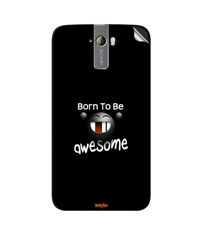 STICKER FOR KARBONN A21 PLUS BY instyler
