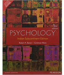 Psychology : Indian Subcontinent Edition (English) 5th Edition