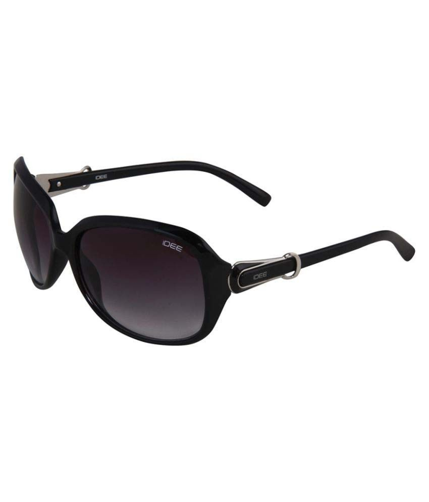 IDEE Grey Oval Sunglasses ( S1908  C3 )