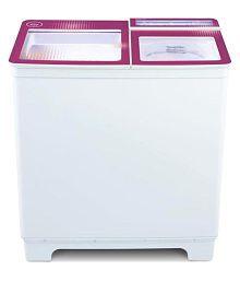 Godrej 8 kg WS 800 PD Semi Automatic Top Load Washing Machine Rose Sprinkle