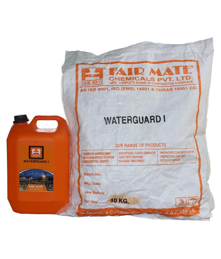 FAIRMATE WATERGUARD I 10 KG 5 LTR